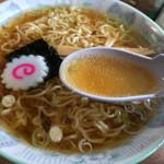 熊文 - 琥珀色の綺麗なスープ