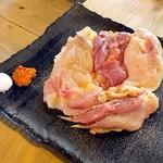 72223218 - 地鶏塩焼き