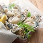厳選生牡蠣食べ比べ