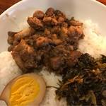 72225154 - 台湾丼。                       美味し。
