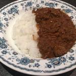 カリーシュダ - 絶品ラム肉カレー