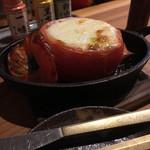 一八 - トマトチーズ焼き!
