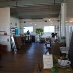 Hashigo Cafe - 店内