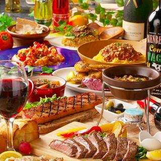 【吉祥寺×肉バル】当店自慢は肉料理と、チーズタッカルビ料理