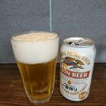 カレー工房ギャー - ビール