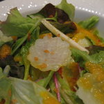 山海食彩 実りの樹 - サラダ