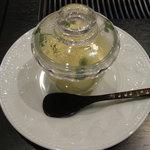 山海食彩 実りの樹 - 茶碗蒸し