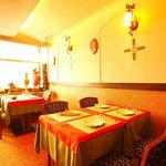 ケララ - 本場の南インドの味をご堪能ください。