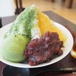 MAIKO茶ブティック - かき氷ダブルシロップ