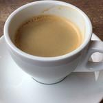 フィオリータ - ホットコーヒー