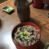 薮そば処 - 料理写真: