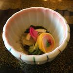 揖斐川丘苑 - 酢の物