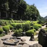 揖斐川丘苑 - 中庭