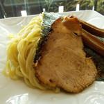 72239148 - 豚骨魚介つけ麺