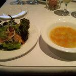 7224311 - スープとサラダ