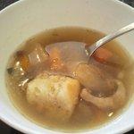 ルーナ・ピエーナ - スープ