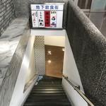 72240311 - 地下への階段