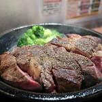 いきなり!ステーキ - ワイルドステーキ 450gアップ