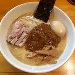 永太 - 「あんかけ味噌ラーメン」900円+味玉