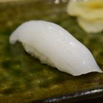 鮨かねみつ - イカ