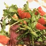 ヴィネリア ラ・チャウ - 牛ハラミのステーキ