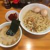 永太 - 料理写真:「つけ麺」800円にサービス味玉2ケ