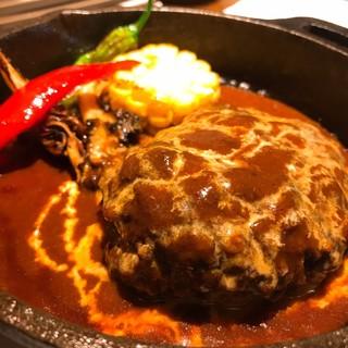 土日限定!肉ビストロの肉ランチ!