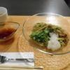 サロン デュ ジャポン マエダ - 料理写真:冷やしぶっかけ抹茶素麺♡