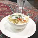 ジャヴァン・レストラン - サラダ