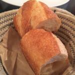 Les pif et dodine - パン