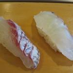 72249123 - 鯛の昆布〆&生鯛