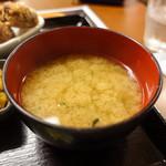 72250411 - 味噌汁