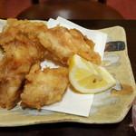 奥藤本店 - 信玄鶏の天麩羅 小
