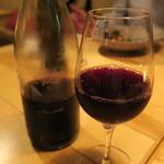 ナイン ストーリーズ - 赤ワイン1