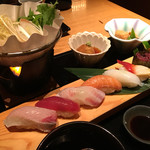 蓮こん - 寿司御膳