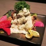 五反田 地鶏個室居酒屋 近藤 - 宮崎チキン南蛮