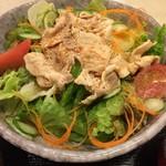 72257213 - 冷しゃぶと野菜たっぷり定食