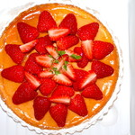 フロプレステージュ - 料理写真:季節限定イチゴタルト