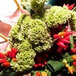 リーチバー - リーガロイヤル  フロントのお花
