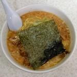 らーめん五丈原 - 料理写真:こってりとんしお(680円)