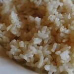 ビストロヒマワリ - ライス(胚芽米)