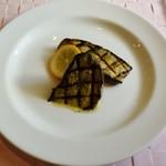 ビストロヒマワリ - 有機なすのマリネ