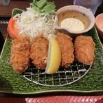 大戸屋 - カキフライ891円