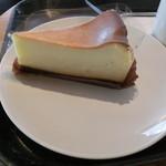 スターバックス・コーヒー - ニューヨークチーズケーキ420円
