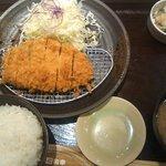 和幸 エキナカ郡山駅店 - 和幸御飯(819円)