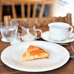 カフェ ネネム - 料理写真:グレープフルーツのタルト