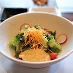 ビフテキのカワムラ - シーズンサラダ