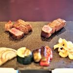 ビフテキのカワムラ - 優秀賞神戸ビーフステーキ