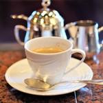 ビフテキのカワムラ - コーヒー