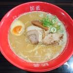 麺蔵ひの屋 - 料理写真:鶏醤油ラーメン 700円